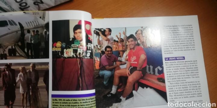 Coleccionismo deportivo: DIEGO MARADONA - album FOTOS NUNCA VISTAS. OJO COLECCIONISTAS. - Foto 10 - 227064726