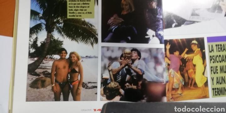 Coleccionismo deportivo: DIEGO MARADONA - album FOTOS NUNCA VISTAS. OJO COLECCIONISTAS. - Foto 12 - 227064726