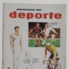 Coleccionismo deportivo: ALMANAQUE DEL DEPORTE AÑO 1959. Lote 227763175