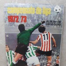 Collectionnisme sportif: ALBUM DE OBSEQUIO CAMPEONATO NACIONAL DE LIGA 1972/73 DE EDICIONES ESTE * NUEVO *. Lote 228361698