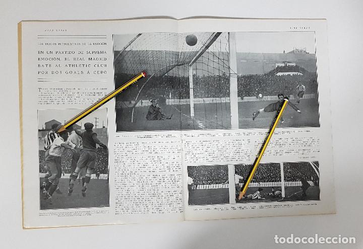 Coleccionismo deportivo: REVISTA AIRE LIBRE 1925 Nº 99. CICLISMO SAN SEBASTIAN ANDALUCIA.MENDIZORROZA.REAL MADRID,SIDECARS, - Foto 8 - 228463295