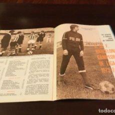 Coleccionismo deportivo: ANTIGUA REVISTA JOHAN CRUYFF CRUIFFJ. Lote 228809180