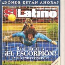 Coleccionismo deportivo: SPORT ILUSTRATED LATINO OCTUBRE-NOVIEMBRE 2008. Lote 228874735