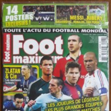 Coleccionismo deportivo: REVISTA N°27 FOOT MAXIMUM 2013. Lote 229977700