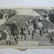 Coleccionismo deportivo: SLAVIA DE PRAHA 0 VS FC BARCELONA 1-ALCANTARA Y SAMITIER-VER FOTOS-(V-22.437). Lote 232510341