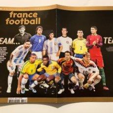 Collezionismo sportivo: REVISTA ESPECIAL - DREAM TEAM - BALON DE ORO - FRANCE FOOTBALL-. Lote 233324540