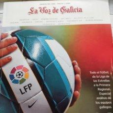 Coleccionismo deportivo: LA LIGA 2006-2007. LA VOZ DE GALICIA.. Lote 236008735