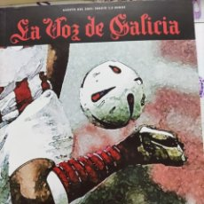 Coleccionismo deportivo: LA LIGA 2005-2006. LA VOZ DE GALICIA.. Lote 236009115