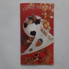 Coleccionismo deportivo: PROGRAMA VALENCIA CLUB FUTBOL FELIZ AÑO 1974 NOS VISTA EL BARCELONA RV. Lote 236140810