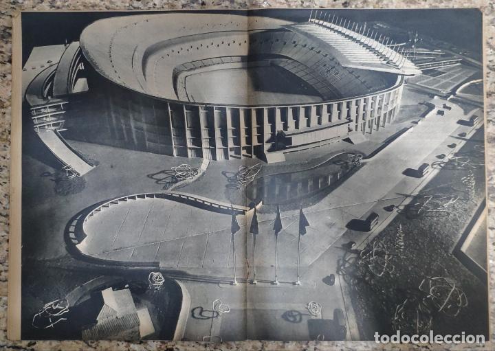 Coleccionismo deportivo: REVISTA OFICIAL CLUB DE FUTBOL BARCELONA (COLECCION COMPLETA) (C.F.B. 1954) - Foto 6 - 237543090