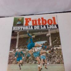 Coleccionismo deportivo: REVISTA HISTORIA DE LA LIGA RAMON MELCON N 26 TEMPORADA 1956 57. Lote 238072120