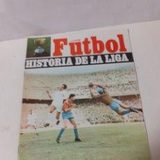 Coleccionismo deportivo: REVISTA HISTORIA DE LA.LIGA N 27 RAMON MELCON TEMPORADA 1957 58. Lote 238072940