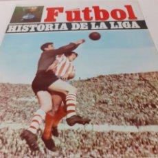 Coleccionismo deportivo: REVISTA HISTORIA DE LA LIGA N 28 RAMON MELCON TEMPORADA 1958 59. Lote 238073685