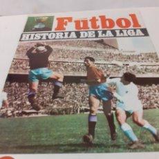Coleccionismo deportivo: REVISTA HISTORIA DE LA LIGA N 29 RAMON MELCON TEMPORADA 1959 60. Lote 238074560