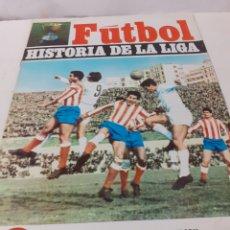 Coleccionismo deportivo: REVISTA HISTORIA DE LA LIGA N 31 RAMON MELCON TEMPORADA 1961 62. Lote 238075200