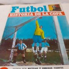 Coleccionismo deportivo: REVISTA HISTORIA DE LA COPA CAMPEONATO 1927 PEDRO ESCARTIN. Lote 238076050