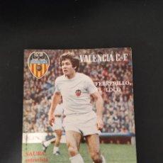 Coleccionismo deportivo: REVISTA VALENCIA CF NUMERO 14 FEBRERO 1978. Lote 241171855