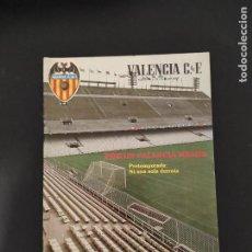 Coleccionismo deportivo: REVISTA VALENCIA CF NÚMERO 18 Y 19 VERANO 1978. Lote 241171990