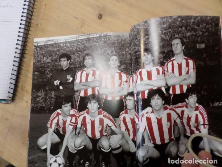 Coleccionismo deportivo: LIBRO UNA CUESTION DE ORGULLO ATHLETIC CLUB 1902-1984 - Foto 4 - 244651010