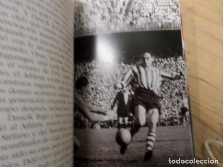 Coleccionismo deportivo: LIBRO UNA CUESTION DE ORGULLO ATHLETIC CLUB 1902-1984 - Foto 6 - 244651010