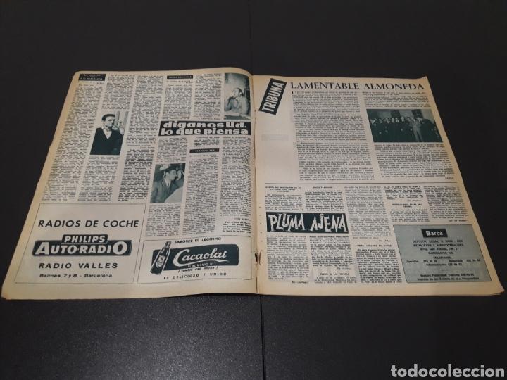 Coleccionismo deportivo: REVISTA BARÇA. N° 454. AGOSTO 1964. - Foto 2 - 245372710