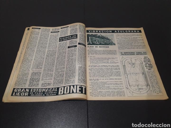 Coleccionismo deportivo: REVISTA BARÇA. N° 454. AGOSTO 1964. - Foto 3 - 245372710