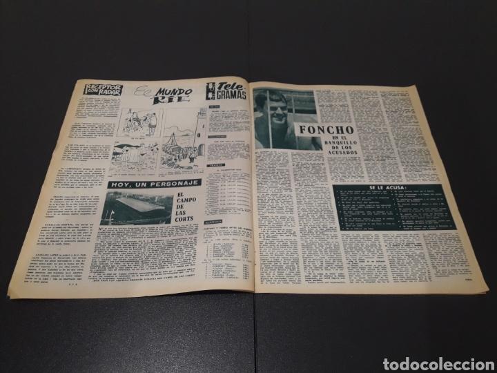 Coleccionismo deportivo: REVISTA BARÇA. N° 454. AGOSTO 1964. - Foto 4 - 245372710