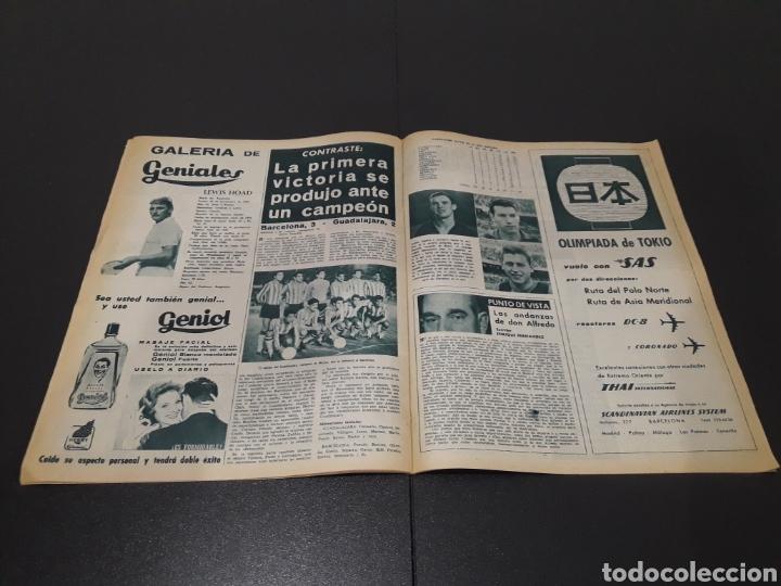 Coleccionismo deportivo: REVISTA BARÇA. N° 454. AGOSTO 1964. - Foto 8 - 245372710