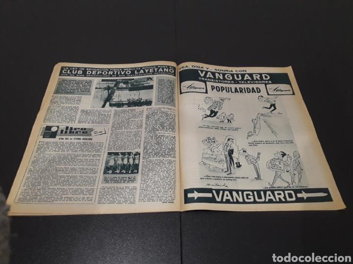 Coleccionismo deportivo: REVISTA BARÇA. N° 454. AGOSTO 1964. - Foto 11 - 245372710