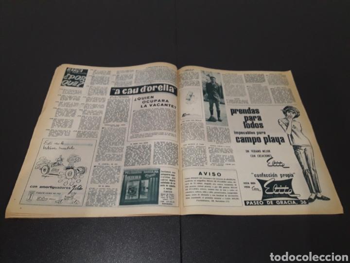 Coleccionismo deportivo: REVISTA BARÇA. N° 454. AGOSTO 1964. - Foto 12 - 245372710