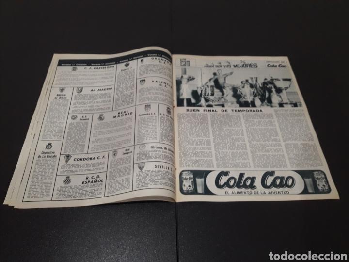 Coleccionismo deportivo: REVISTA BARÇA. N° 555. JULIO 1966. - Foto 4 - 245373130