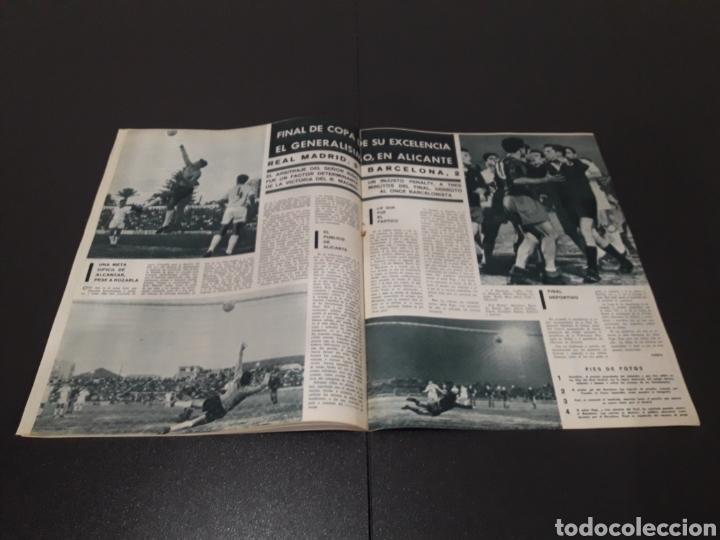 Coleccionismo deportivo: REVISTA BARÇA. N° 555. JULIO 1966. - Foto 6 - 245373130