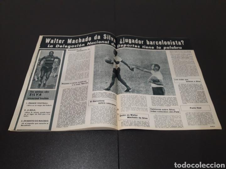 Coleccionismo deportivo: REVISTA BARÇA. N° 555. JULIO 1966. - Foto 7 - 245373130