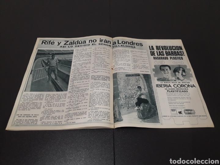 Coleccionismo deportivo: REVISTA BARÇA. N° 555. JULIO 1966. - Foto 8 - 245373130