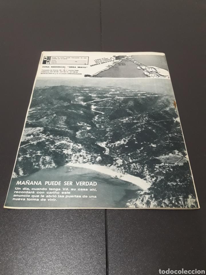 Coleccionismo deportivo: REVISTA BARÇA. N° 555. JULIO 1966. - Foto 13 - 245373130