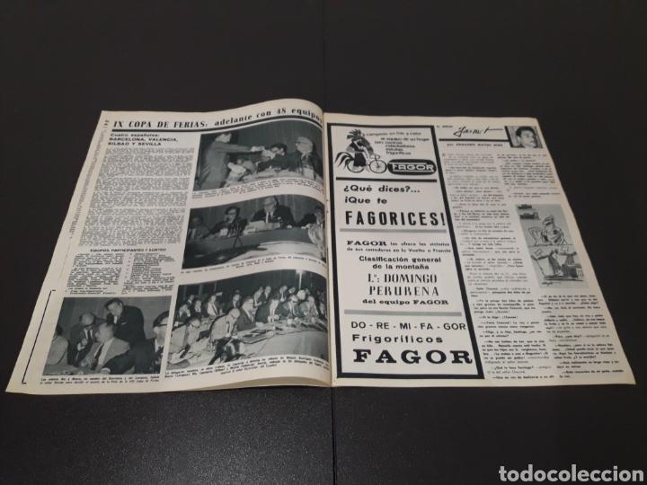 Coleccionismo deportivo: REVISTA BARÇA. N° 554. JUNIO 1966. - Foto 3 - 245373590