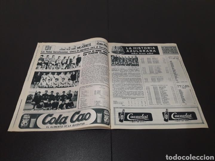 Coleccionismo deportivo: REVISTA BARÇA. N° 554. JUNIO 1966. - Foto 4 - 245373590
