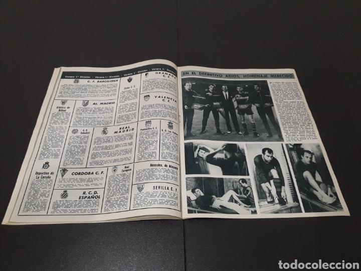Coleccionismo deportivo: REVISTA BARÇA. N° 554. JUNIO 1966. - Foto 6 - 245373590