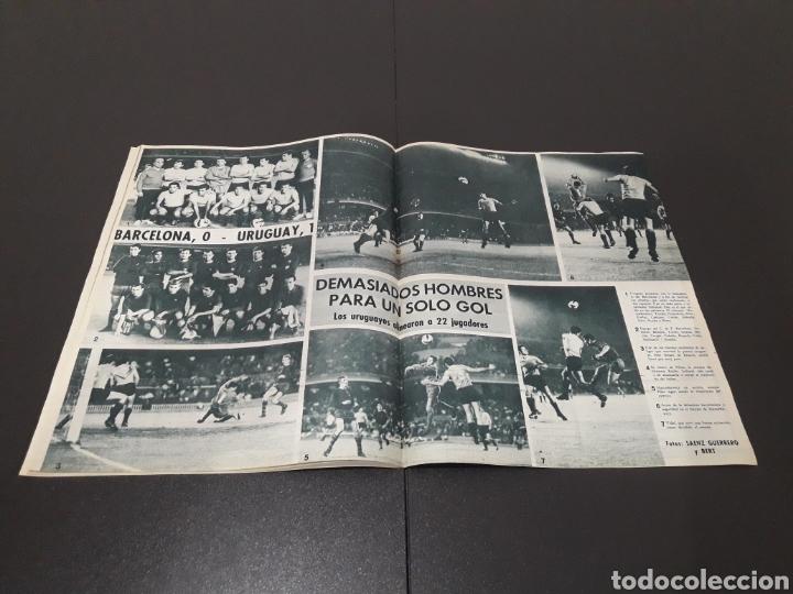 Coleccionismo deportivo: REVISTA BARÇA. N° 554. JUNIO 1966. - Foto 7 - 245373590