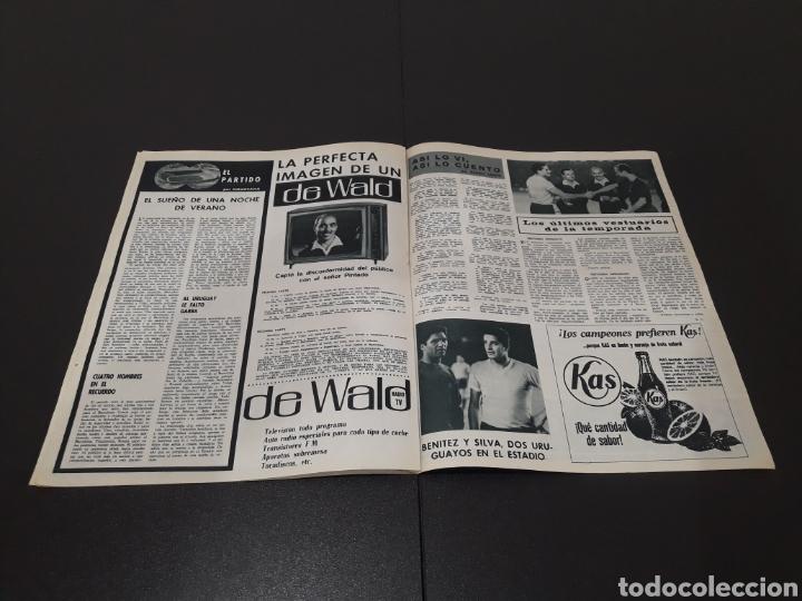 Coleccionismo deportivo: REVISTA BARÇA. N° 554. JUNIO 1966. - Foto 8 - 245373590