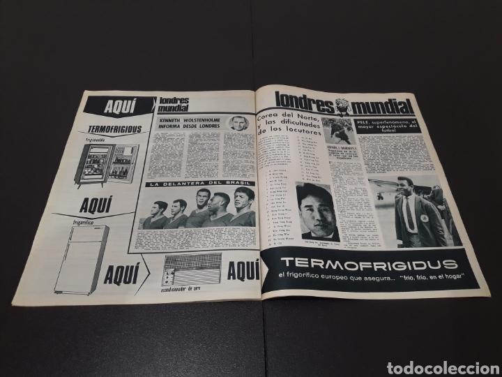 Coleccionismo deportivo: REVISTA BARÇA. N° 554. JUNIO 1966. - Foto 10 - 245373590