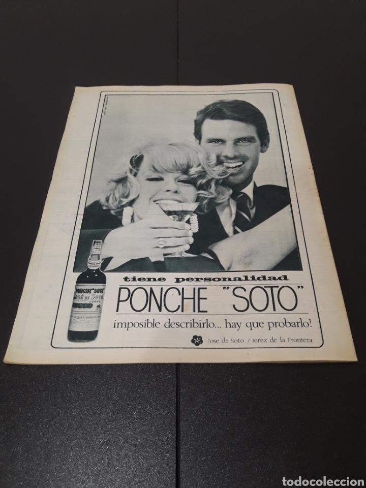 Coleccionismo deportivo: REVISTA BARÇA. N° 554. JUNIO 1966. - Foto 13 - 245373590
