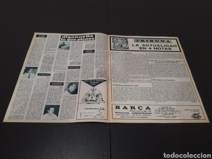 Coleccionismo deportivo: REVISTA BARÇA. N° 541. MARZO 1966. - Foto 2 - 245375050