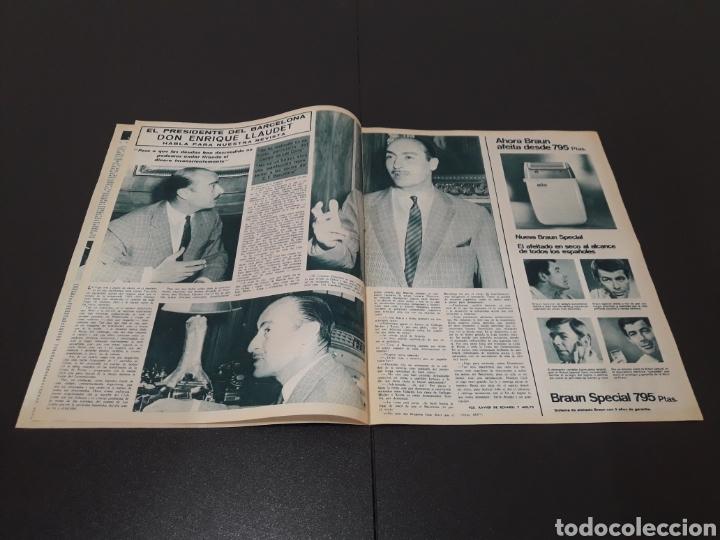 Coleccionismo deportivo: REVISTA BARÇA. N° 541. MARZO 1966. - Foto 3 - 245375050
