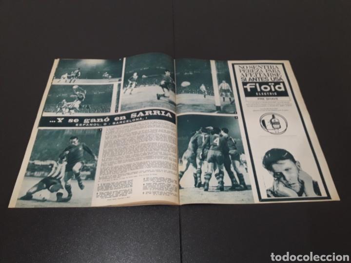 Coleccionismo deportivo: REVISTA BARÇA. N° 541. MARZO 1966. - Foto 6 - 245375050