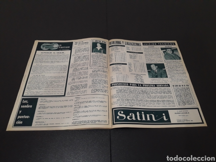 Coleccionismo deportivo: REVISTA BARÇA. N° 541. MARZO 1966. - Foto 8 - 245375050