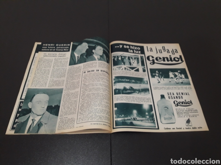 Coleccionismo deportivo: REVISTA BARÇA. N° 541. MARZO 1966. - Foto 9 - 245375050