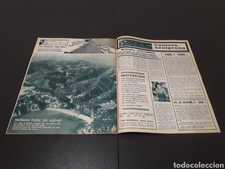 Coleccionismo deportivo: REVISTA BARÇA. N° 541. MARZO 1966. - Foto 10 - 245375050