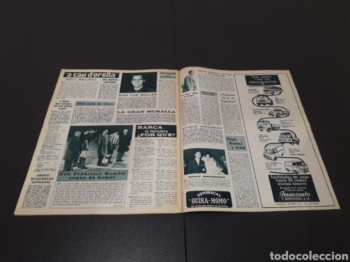Coleccionismo deportivo: REVISTA BARÇA. N° 541. MARZO 1966. - Foto 12 - 245375050