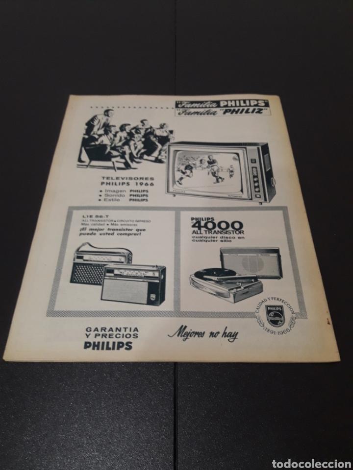Coleccionismo deportivo: REVISTA BARÇA. N° 541. MARZO 1966. - Foto 13 - 245375050